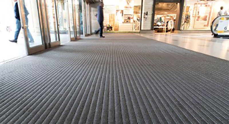 Pedisystems mats at Bentall, Bristol UK